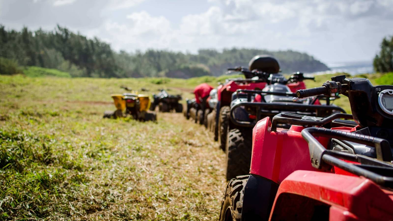 History of ATVs