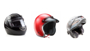 Types of Motorcycle Helmets